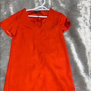 NWOT Dynamite t-shirt dress